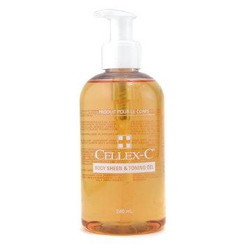 Cellex-C-Body Sheen & Toning Gel ( Unboxed )