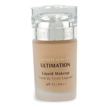 Kose-Ultimation Liquid Makeup SPF 15 - # OC32 ( Ochre 32 )
