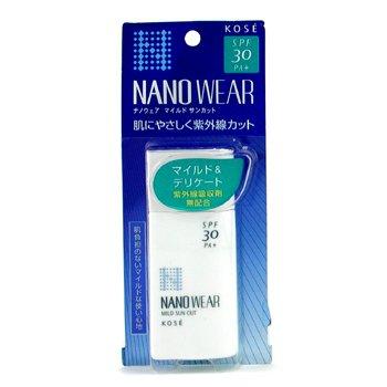Kose-Nano Wear Mild Sun Cut SPF 30 PA+