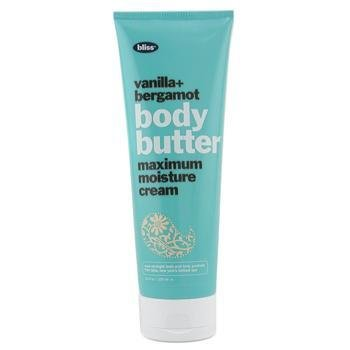 Bliss-Vanilla + Bergamont Body Butter