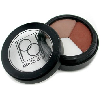 Paula Dorf-2+1 For Brows ( Brow Wax & Brow Powder ) - Red