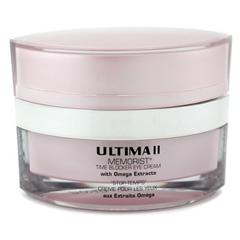 Ultima-Memorist Time Blocker Eye Cream w/ Omega Extracts