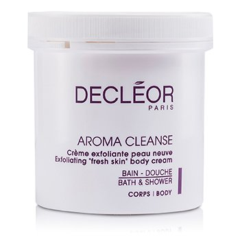 Decleor-Exfoliating Body Cream ( Salon Size )