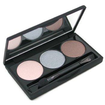 Smashbox-Eye Lights Eye Shadow Palette - Strobe ( Pearl/ Denim Blue/ Deep Brown )