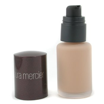 Laura Mercier-Oil Free Foundation - Honey Beige ( Medium For Yellow & Golden Skin Tones )