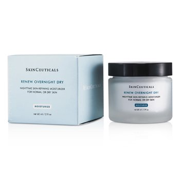 Skin Ceuticals Renew Overnight Dry  (For Normal or Dry Skin) 60ml/2oz