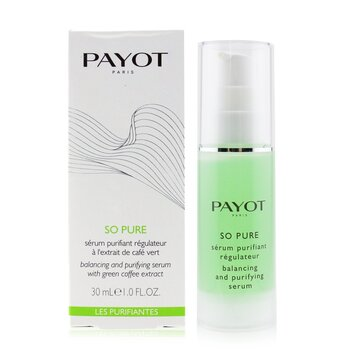 PayotLes Purifiantes So Pure Balacing & Purifying Serum (Oily and Combination Skin) 30ml/1oz