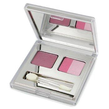 Nina Ricci-Plush Duo Eyeshadow - # 13 Vibration Rose Pastel
