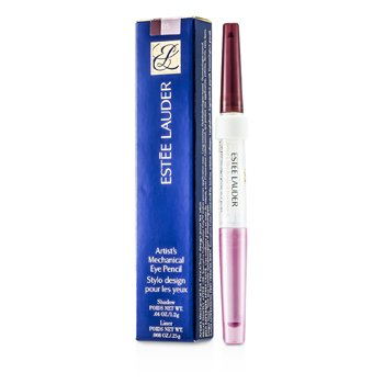 Estee Lauder Artist`s Mechanical Eye Pencil (Dual Ended Shadow & Liner) - # 05 Double Wine -