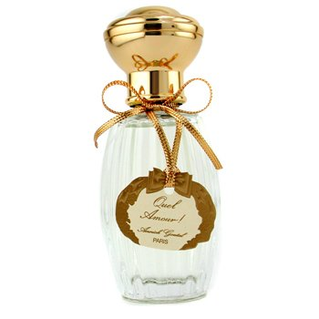 Annick Goutal Quel Amour Eau De Toilette Spray  50ml/1.7oz