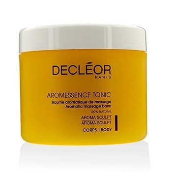 DecleorAromessence Tonic Baume Aromatique de Massage - B�lsamo Aromaterapia Tonificante (Tama�o Sal�n ) 500ml/16.9oz