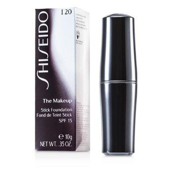 Shiseido-The Makeup Stick Foundation SPF 15 - I20 Natural Light Ivory