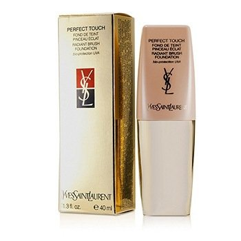 Yves Saint Laurent-Perfect Touch Radiant Brush Foundation - # 12 Caramel