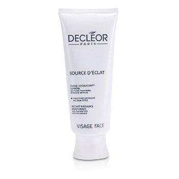 DecleorSource D' Eclat - Instant Radiance Moisturiser (Salon Size) 100ml/3.3oz