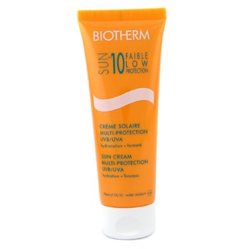 Biotherm-Sun Cream Protection SPF10 UVB/UVA