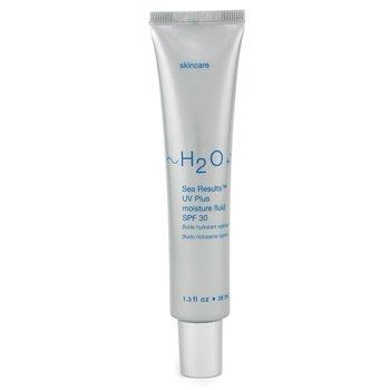 H2O+-Sea Results UV+ Maximum Moisture Fluid SPF 30