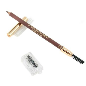 Sisley Phyto Sourcils Perfect Eyebrow Pencil (With Brush & Sharpener) - No. 02 Chatain 0.55g/0.019oz