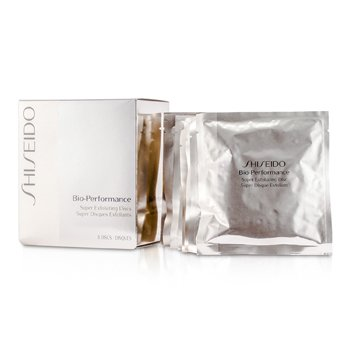 Shiseido-Bio Performance Exfoliating Discs