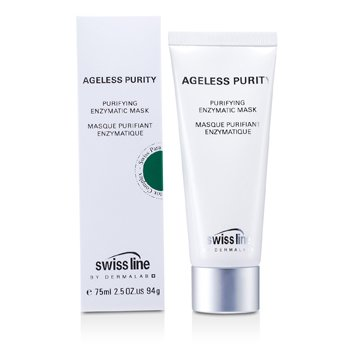 SwisslineAgeless Purity Purifying Enzymatic Mask - M�scara Purificante 75ml/2.5oz