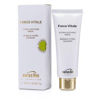 Купить Force Vitale Увлажняющая Успокаивающая Маска 75ml/2.7oz, Swissline