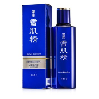Kose-Medicated Sekkisei Lotion Excellent