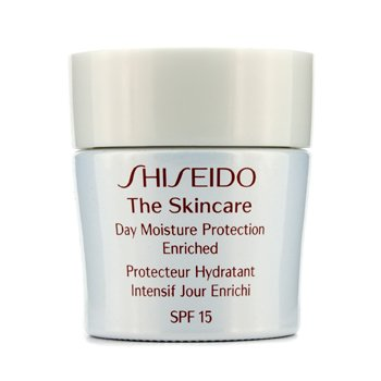 ShiseidoThe Skincare Day Moisture Protection Enriched SPF15 PA+ (Made In USA) 50ml/1.8oz