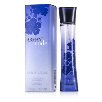 Giorgio Armani Code Femme Eau De Toilette Spray  50ml/1.7oz