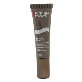 Biotherm-Homme Power Bronze Instant Dark Circle Concealer - Dark