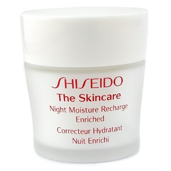 Shiseido-The Skincare Night Moisture Recharge Enriched ( For Normal to Dry Skin )