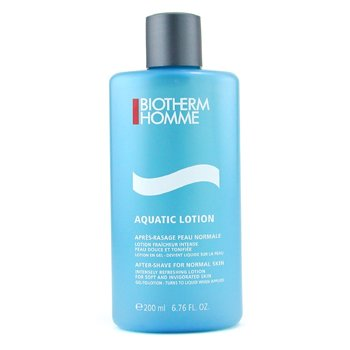 Biotherm-Homme Aquatic After Shave Lotion ( Normal Skin )