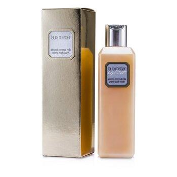 Laura Mercier Almond Coconut Milk Creme Body Wash  200ml/8oz