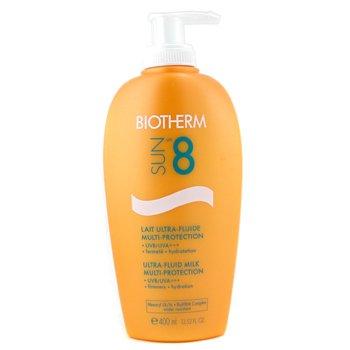 Biotherm-Sun Ultra-Fluid Milk Multi-Protection SPF 8