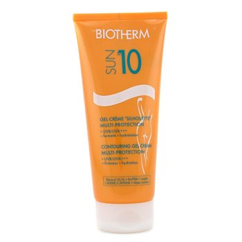 Biotherm-Sun Contouring Gel-Cream Multi-Protection SPF 10