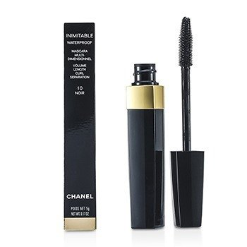 Chanel Inimitable  � prova d'�gua Multi Dimensional R�mel  - # 10 Noir  5g/0.17oz