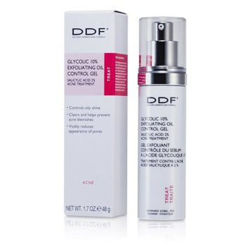 DDF Glycolic 10% Exfolating Oil Control Gel  48g/1.7oz