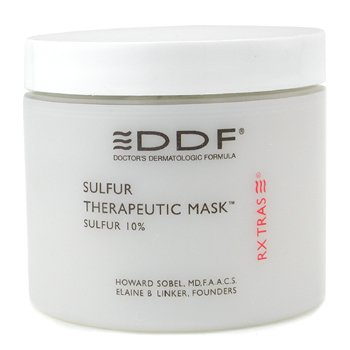 DDF-Sulfur Therapeutic Mask Sulfur 10%