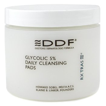 DDF-Glycolic 5% Daily Cleansing Pads