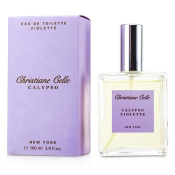 Christiane Celle Calypso Calypso Violette EDT Spray 100ml/3.4oz women