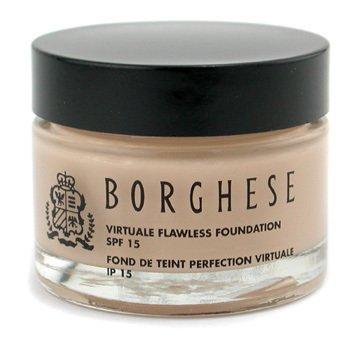 Borghese-Virtuale Flawless Foundation SPF15 - No. 01 Alabastro