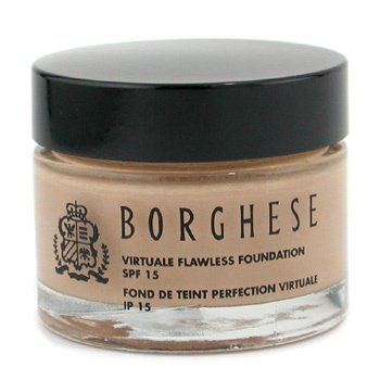 Borghese-Virtuale Flawless Foundation SPF15 - No. 02 Bisque