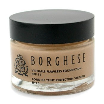 Borghese-Virtuale Flawless Foundation SPF15 - No. 03 Almondine