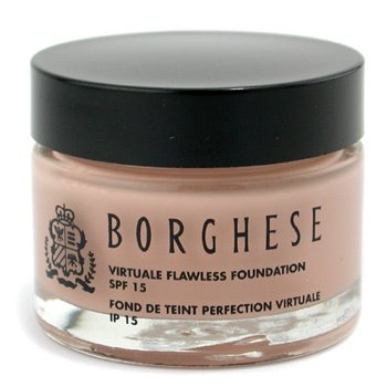 Borghese-Virtuale Flawless Foundation SPF15 - No. 05 Latte