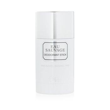 Christian DiorEau Sauvage Deodorant Stick (Alcohol Free) 75g/2.5oz