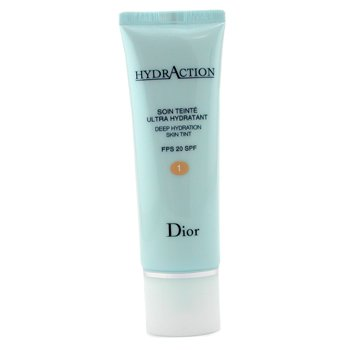 Christian Dior-HydrAction Deep Hydration Skin Tint SPF 20 - # 01 Porcelain