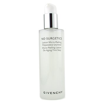 Givenchy No Surgetics Micro-Peeling Lotion De-Aging First Step 200ml|6.7oz