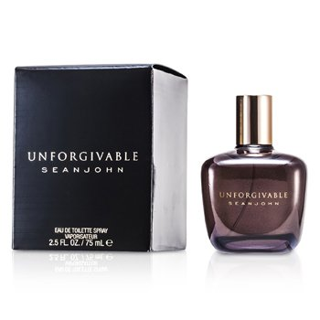 Sean John Unforgivable Eau De Toilette Spray  75ml/2.5oz