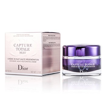 Christian Dior-Capture Totale Multi-Perfection Intensive Night Restorative