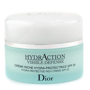 Christian Dior-HydrAction Visible Defense Hydra Protective Rich Cream SPF20