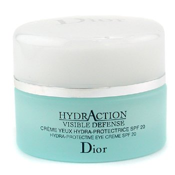 Christian Dior-HydrAction Visible Defense Hydra Protective Eye Cream SPF20