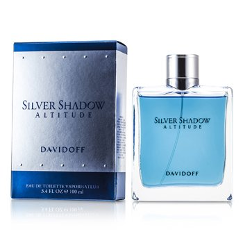 DavidoffSilver Shadow Altitude Eau De Toilette Spray 100ml/3.4oz